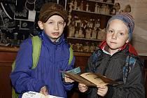 V hlineckém Betlémě byla zahájena tradiční velikonoční výstava.
