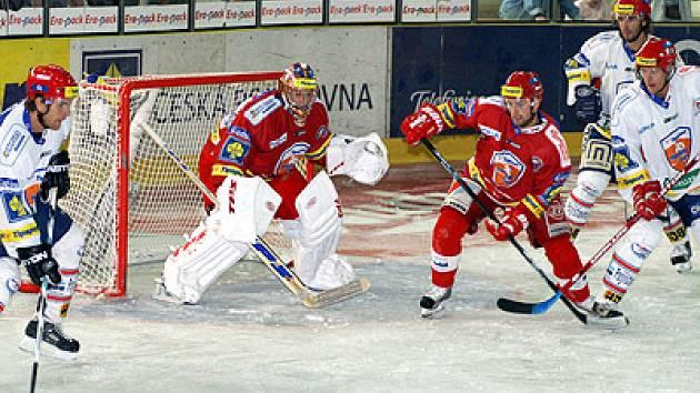 Vítězství nad Třincem posunulo Pardubice do finále.