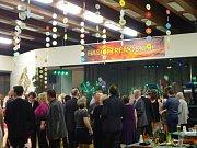 Hasičský ples v Třemošnici.