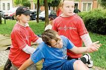 v Chrudimi soutěžily hlídky mladých zdravotníků.