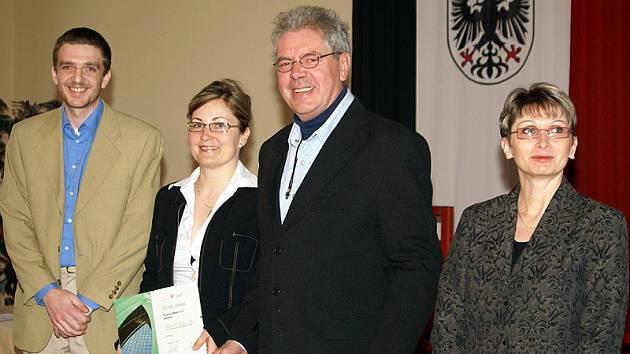 Čestné uznání získala společnost Potraviny Málek.