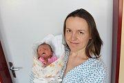 ANETA KYSILKOVÁ (3,5 kg a 49 cm). Čerstvými rodiči jsou od 15.2. od 10:46 Martina a Jaroslav z Mrákotína.