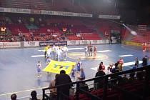 UEFA Futsal Cup v Charleroi