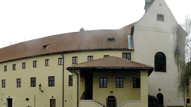 Kapucínský klášter.