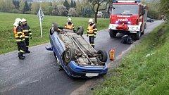 Nehoda u Libkova
