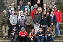 Třemošnická základní škola uvítala delegaci studentů a učitelů z Finska.
