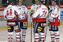 Chrudimští hokejisté.