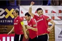 Futsalisté Era-Packu Chrudim vyhráli v posledním utkání základní části Chance futsal ligy.
