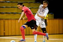 Futsalisté Era-Packu Chrudim na turnaji Victory Macro Cup 2012.