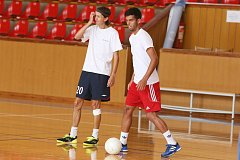 Od nového ročníku budou spolu působit i Michal Mareš a Richardinho, syn Cacaua.