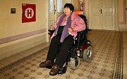 MUZEUM LOUTKÁŘSKÝCH KULTUR v Chrudimi je díky nově vybudovanému výtahu přístupné i vozíčkářům