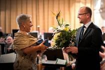 Dagmar Pecková získala nejvyšší krajské vyznamenání