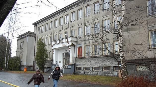 Bývalé učiliště v Hlinsku se přestavbou a dostavbou změní na multifunkční kulturní dům.