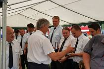 Sbor hasičů vLipovci oslavil 90 let.