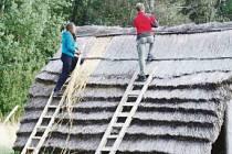 Střechy objektů se musí připravit na zimu.