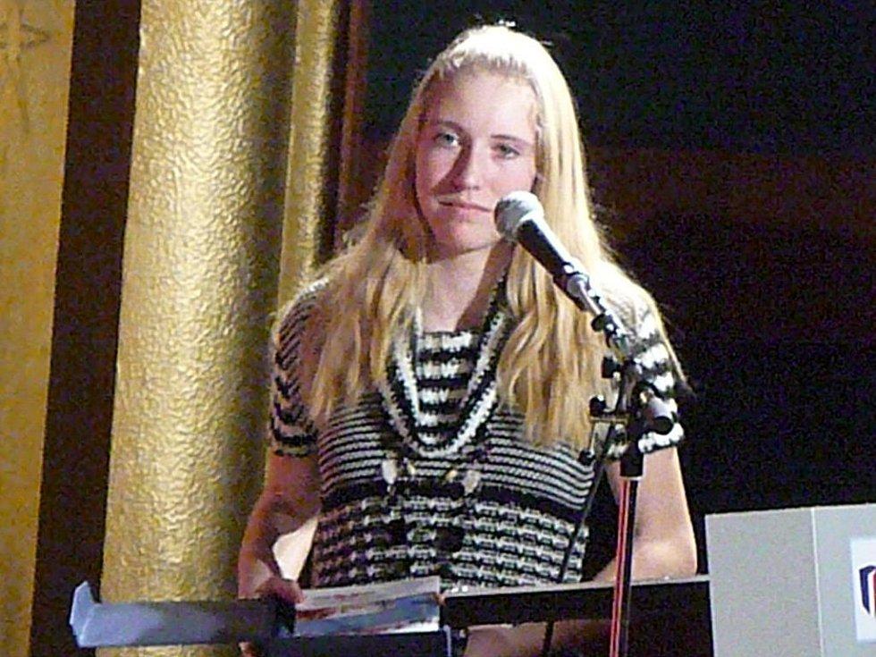 Kategorii mládeže kralovala Anna Tkadlecová.
