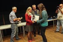 Z hlineckého setkání fotografů u příležitosti vyhlášení výsledků soutěže.