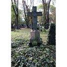 Hrob Jana Nepomuka Štěpánka na Olšanských hřbitovech.