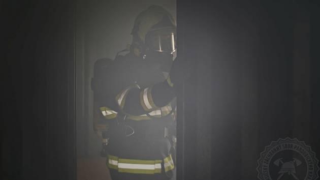 Hořela lednice, unikal dusík. Škoda je 20 milionů korun