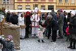Mikulášský jarmark na Resslově náměstí