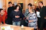 Ze setkání v chrudimském Muzeu.