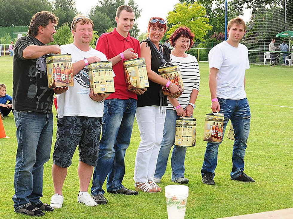 Prosetín se změnil v Mekku fotbalu, již poosmé se tu konala oblíbená Fotbalová show.