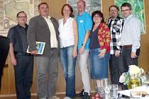 Chrudimské Občanské sdružení Altus hostí čtyřčlennou delegaci přátel ze slovenského Svidníku.