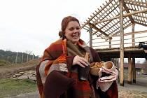Otevření keltského skanzenu v Nasavrkách