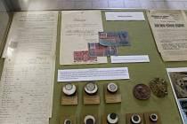 Výstava o první světové válce. Ilustrační foto.