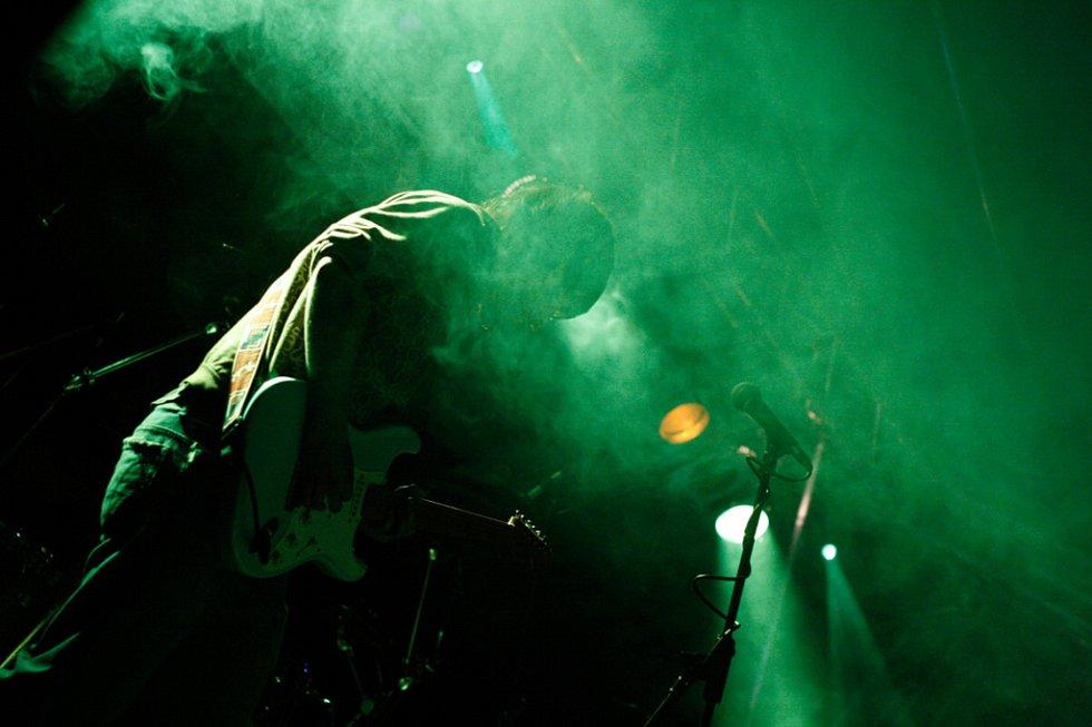 Koncert skupiny Killerpanda.