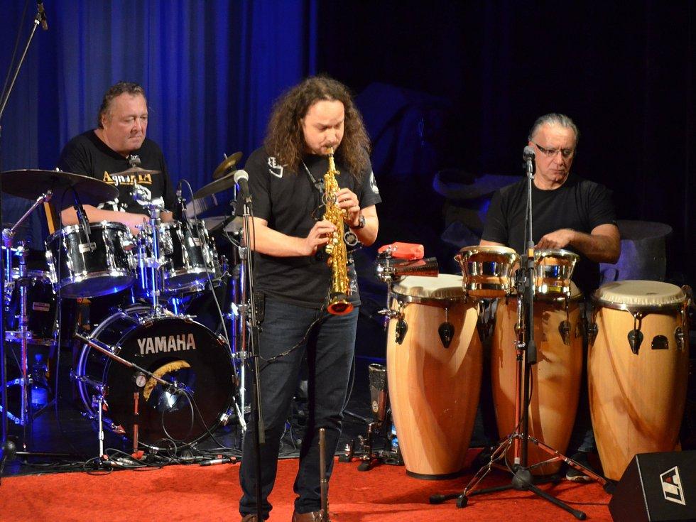 Jazzobití pod horami v hořické Koruně - pětidenní nášup hudby.