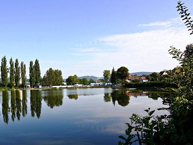 Rybník Kníže