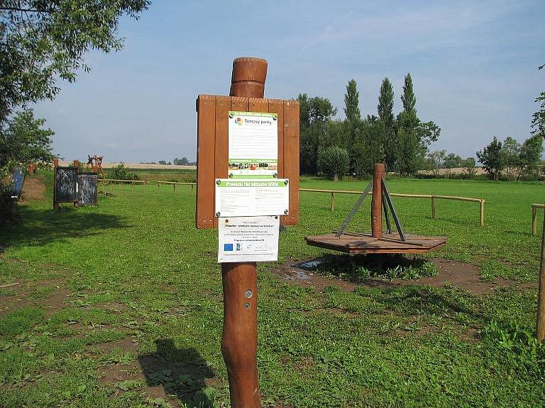 Z areálu na Husankách ve Vitiněvsi.