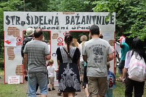 Bělohradská Strašidelná Bažantnice.