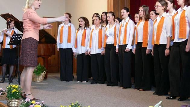 V Nové Pace opět soutěžili ve zpěvu.