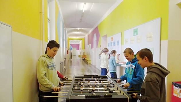 Z peckovské základní školy.