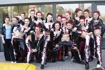 Taneční skupina Destiny Jičín.