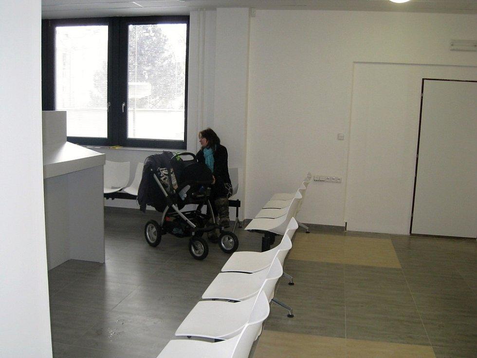 Agendy jičínské radnice v nových prostorách.