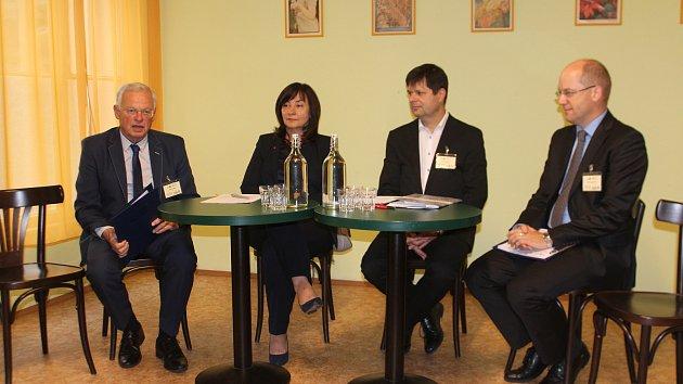 Konference historických sídel v Jičíně