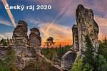 Odborné porotě se nejvíce líbil kalendář s motivem Hruboskalska od fotografa Luďka Antoše.