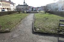 Hořice čeká úprava náměstí za více než dva miliony korun.