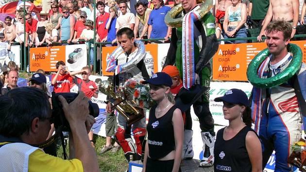 Vítězové každé z kategorií byli náležitě oceněni.