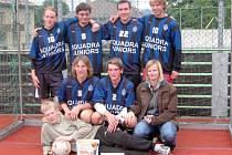 Vítězný tým GUMA CUPu 2008 Squadra Juniors.