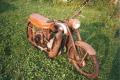 Ukradený motocykl