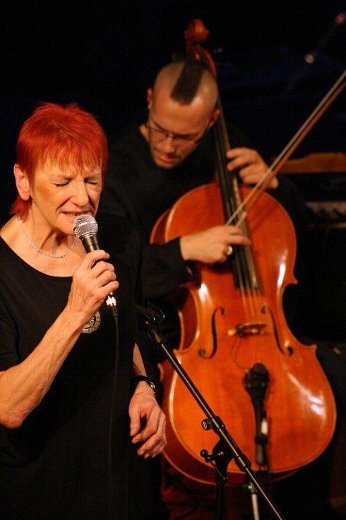 Hořické JazzNights 2013: Jana Koubková.