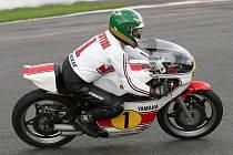 Giacomo Agostini ve Spa.