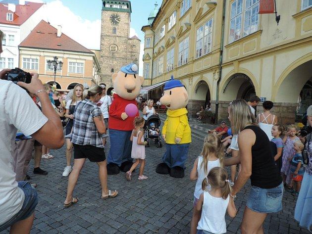 Pohádkový festival Jičín - město pohádky