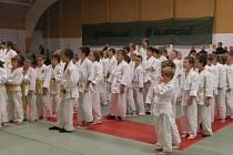 Na každém turnaji Samurajské katany se představila více než stovka mladých adeptů tohoto sportu.