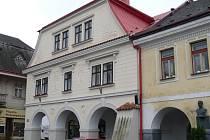 Sobotecký Šrámkův dům.