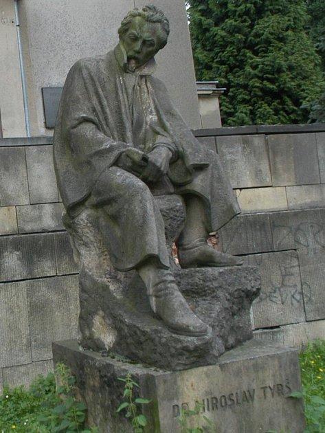 Dr. Miroslav Tyrš, nadšený Sokol a jeden ze zakladatelů tohoto spolku.